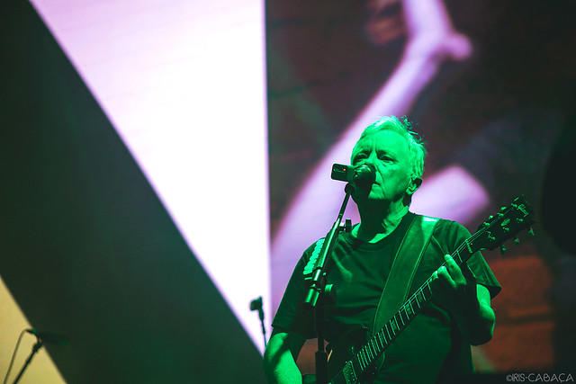 New Order @ Vodafone Paredes de Coura 2019