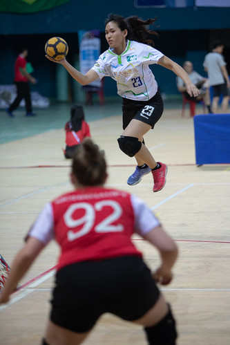 Suisse - Macao | by Swiss Tchoukball