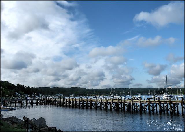 Beautiful Northport Marina...