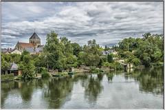 Le Loir à Bazouges sur le Loir