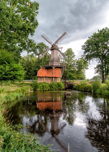 A Watermill in Germany