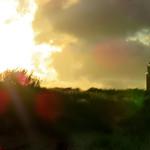 18. August 2019 - 20:36 - Texel Leuchtturm - Texel lighthouse