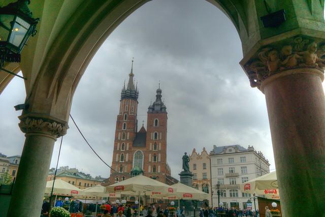 Cracovia - Krakow
