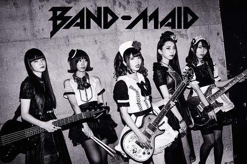 日本女僕搖滾樂團 Band-Maid 釋出新作影音 endless Story 1