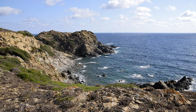 Es Freus, costa nort-est, Maó, Menorca
