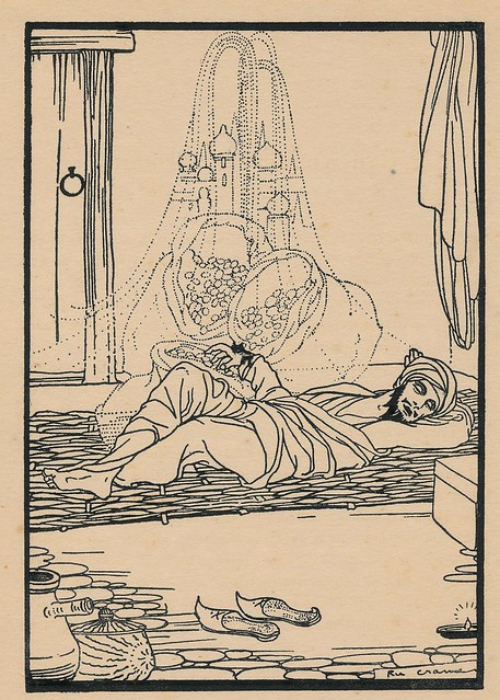 Rie Cramer, 1001 nacht 1925, ill  pag 93