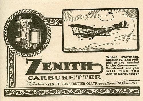 Zenith Carburetter