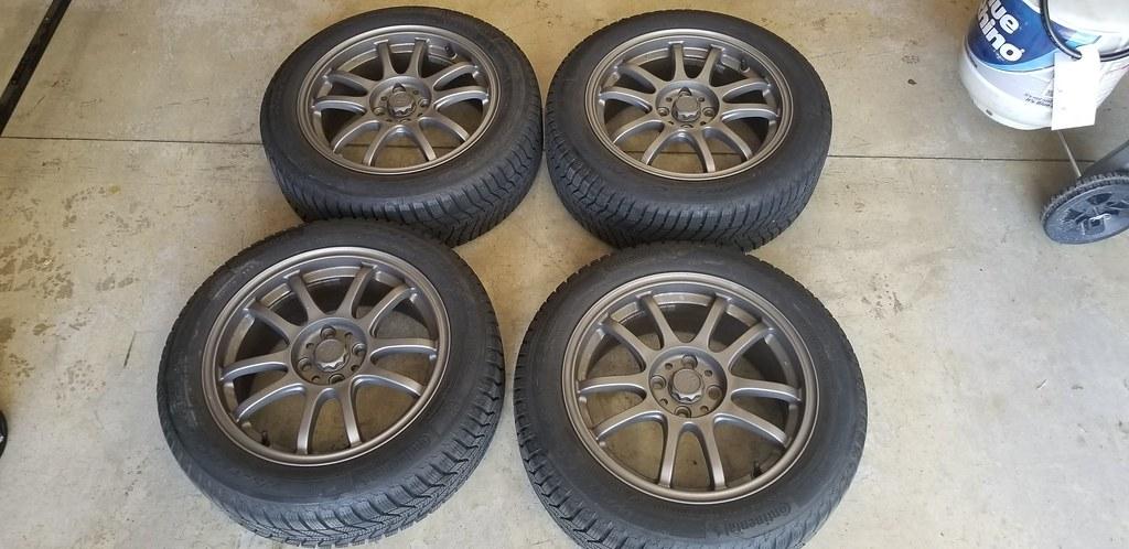 ND] Snow Tires with Wheels - MX-5 Miata Forum