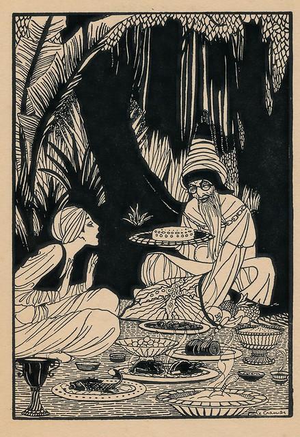 Rie Cramer, 1001 nacht 1925, ill  pag 113