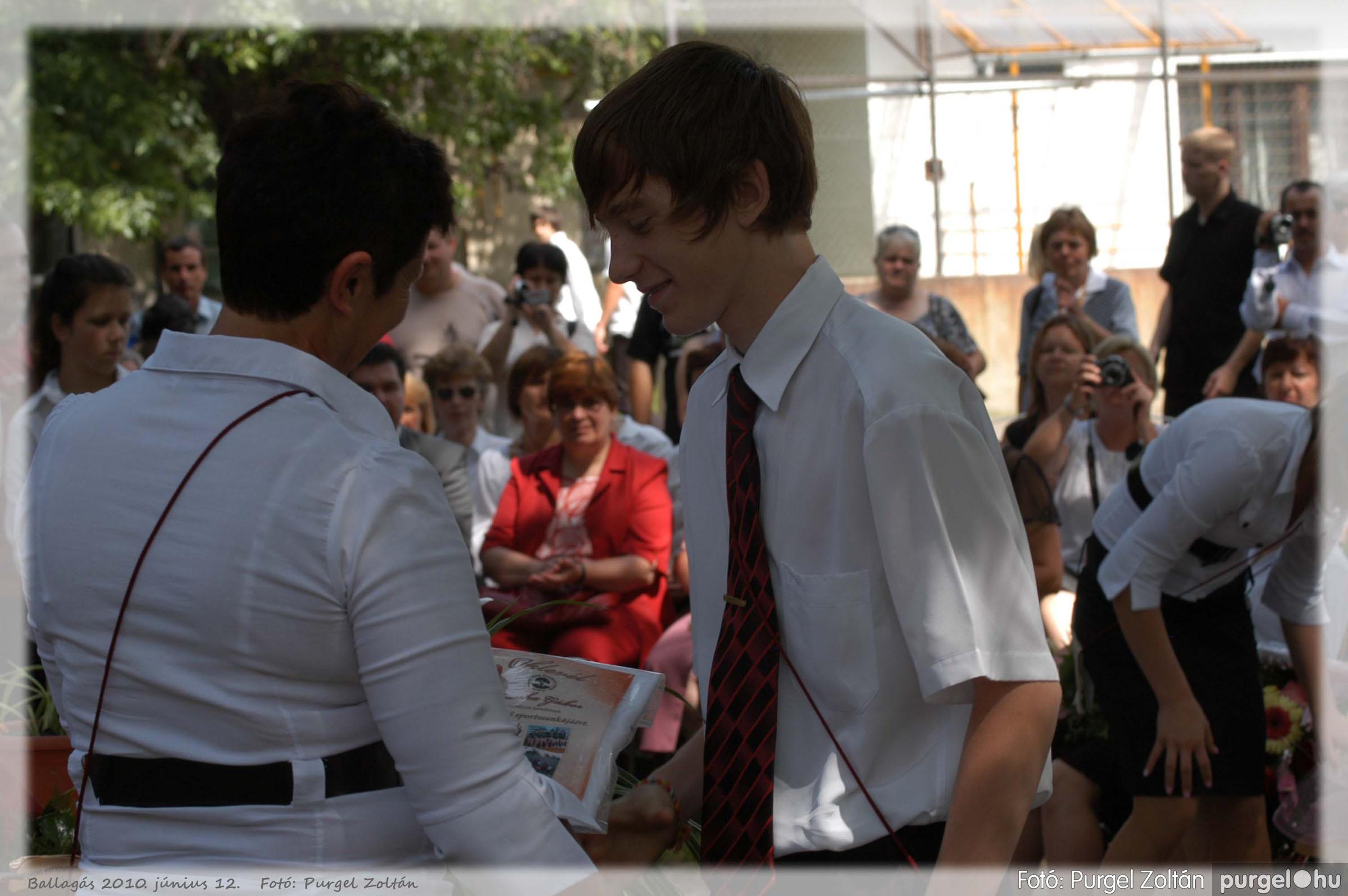 2010.06.12. 423 Forray Máté Általános Iskola ballagás 2010. - Fotó:PURGEL ZOLTÁN© 423.jpg
