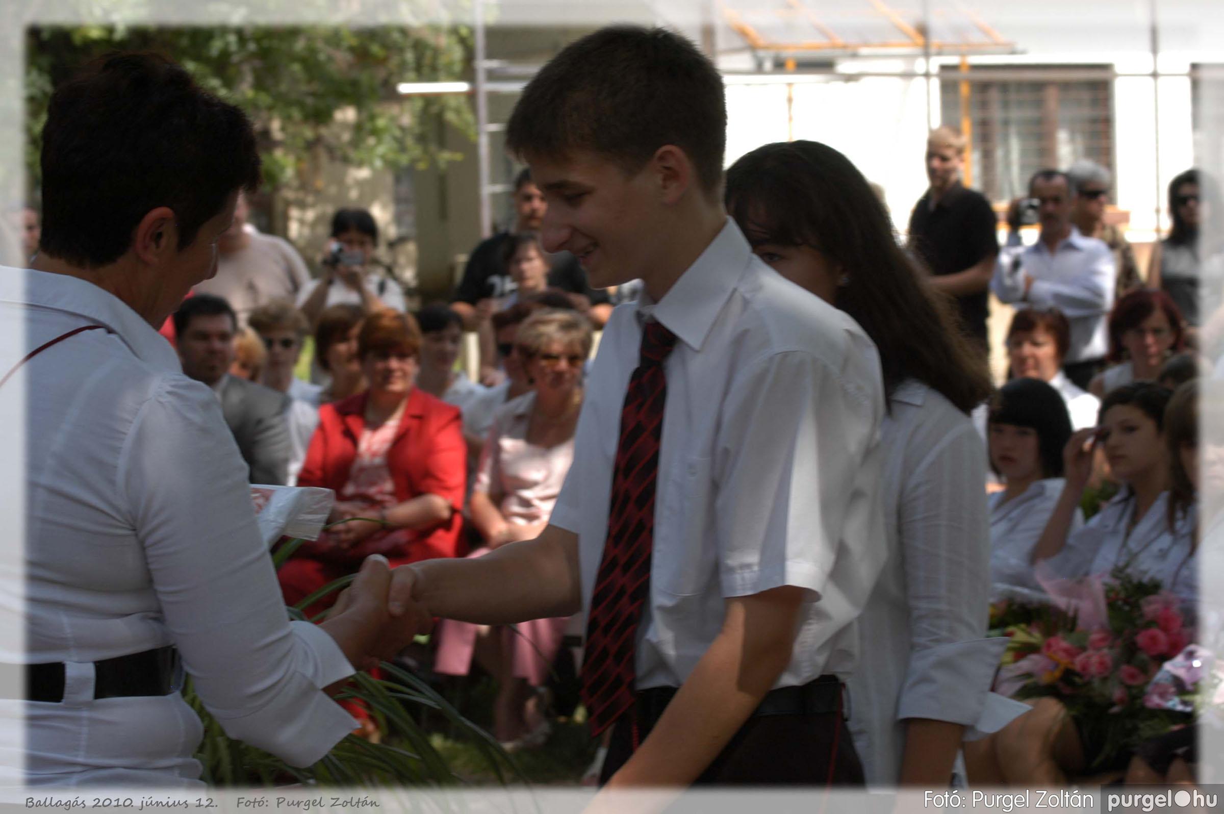 2010.06.12. 419 Forray Máté Általános Iskola ballagás 2010. - Fotó:PURGEL ZOLTÁN© 419.jpg