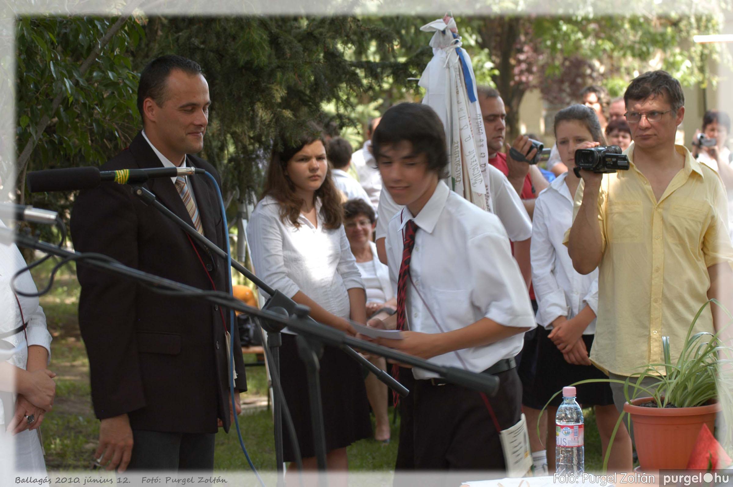 2010.06.12. 375 Forray Máté Általános Iskola ballagás 2010. - Fotó:PURGEL ZOLTÁN© 375.jpg