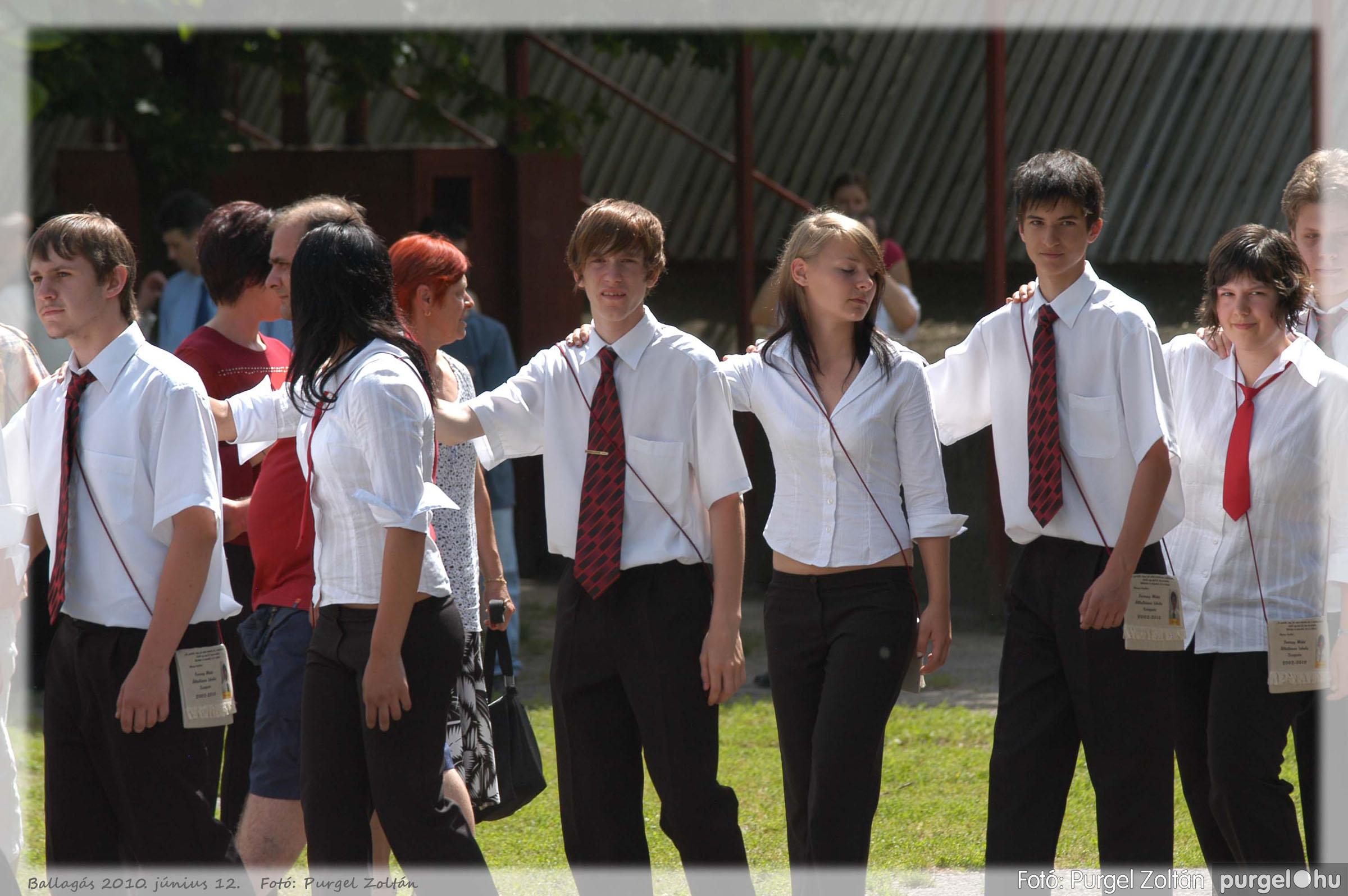 2010.06.12. 472 Forray Máté Általános Iskola ballagás 2010. - Fotó:PURGEL ZOLTÁN© 472.jpg