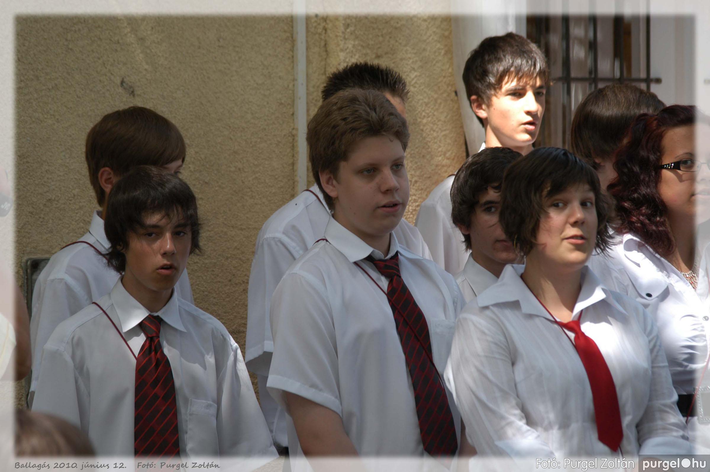 2010.06.12. 448 Forray Máté Általános Iskola ballagás 2010. - Fotó:PURGEL ZOLTÁN© 448.jpg