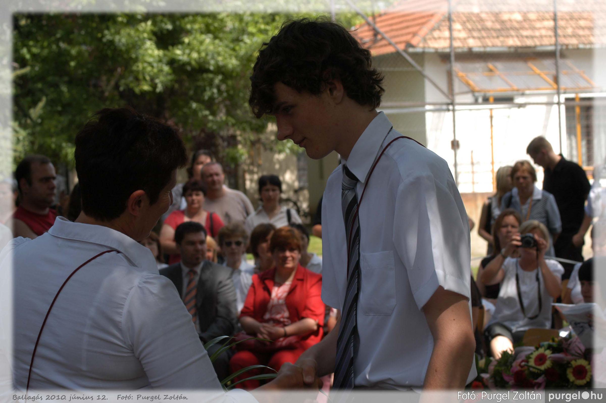 2010.06.12. 408 Forray Máté Általános Iskola ballagás 2010. - Fotó:PURGEL ZOLTÁN© 408.jpg