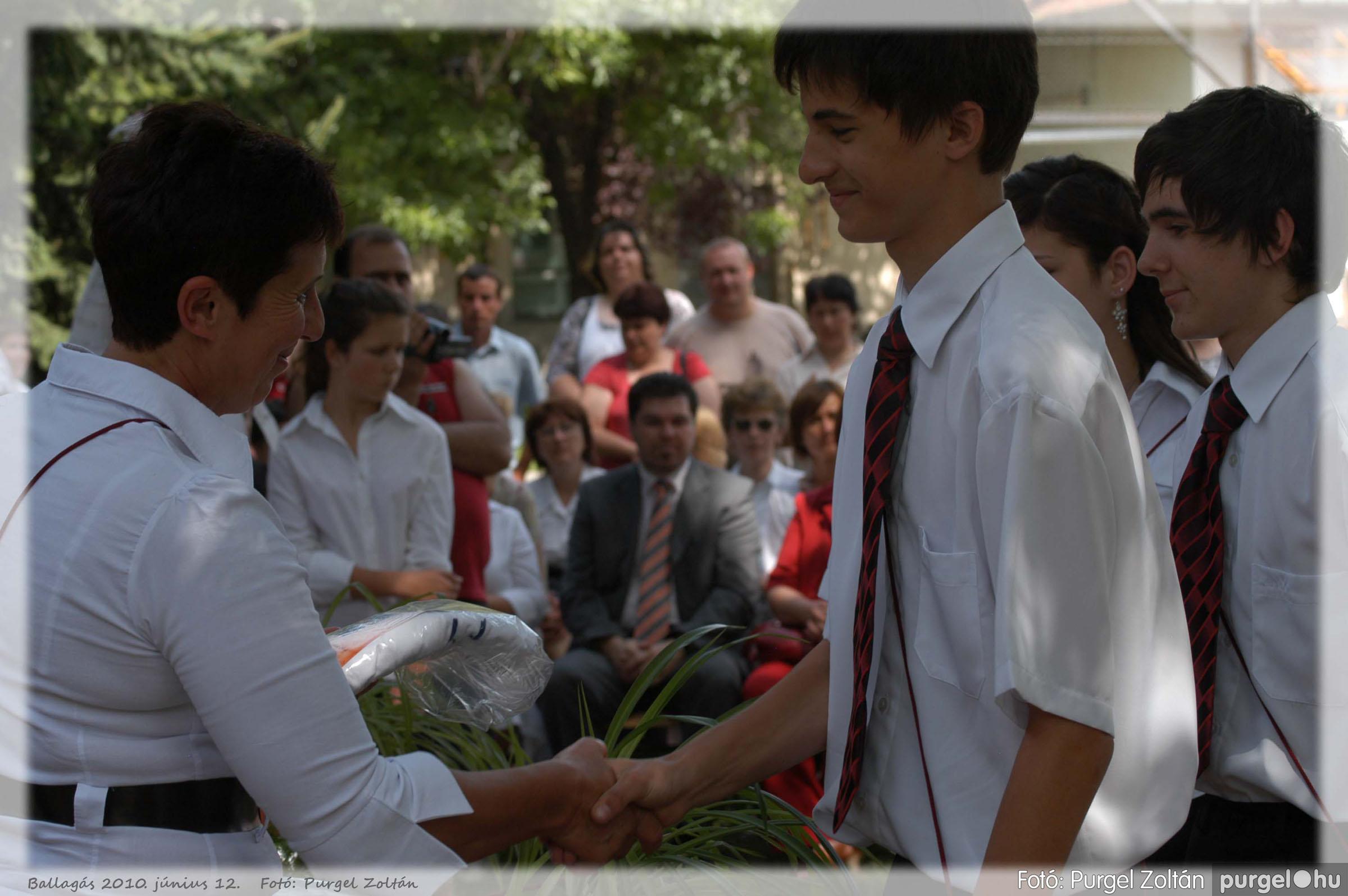 2010.06.12. 398 Forray Máté Általános Iskola ballagás 2010. - Fotó:PURGEL ZOLTÁN© 398.jpg