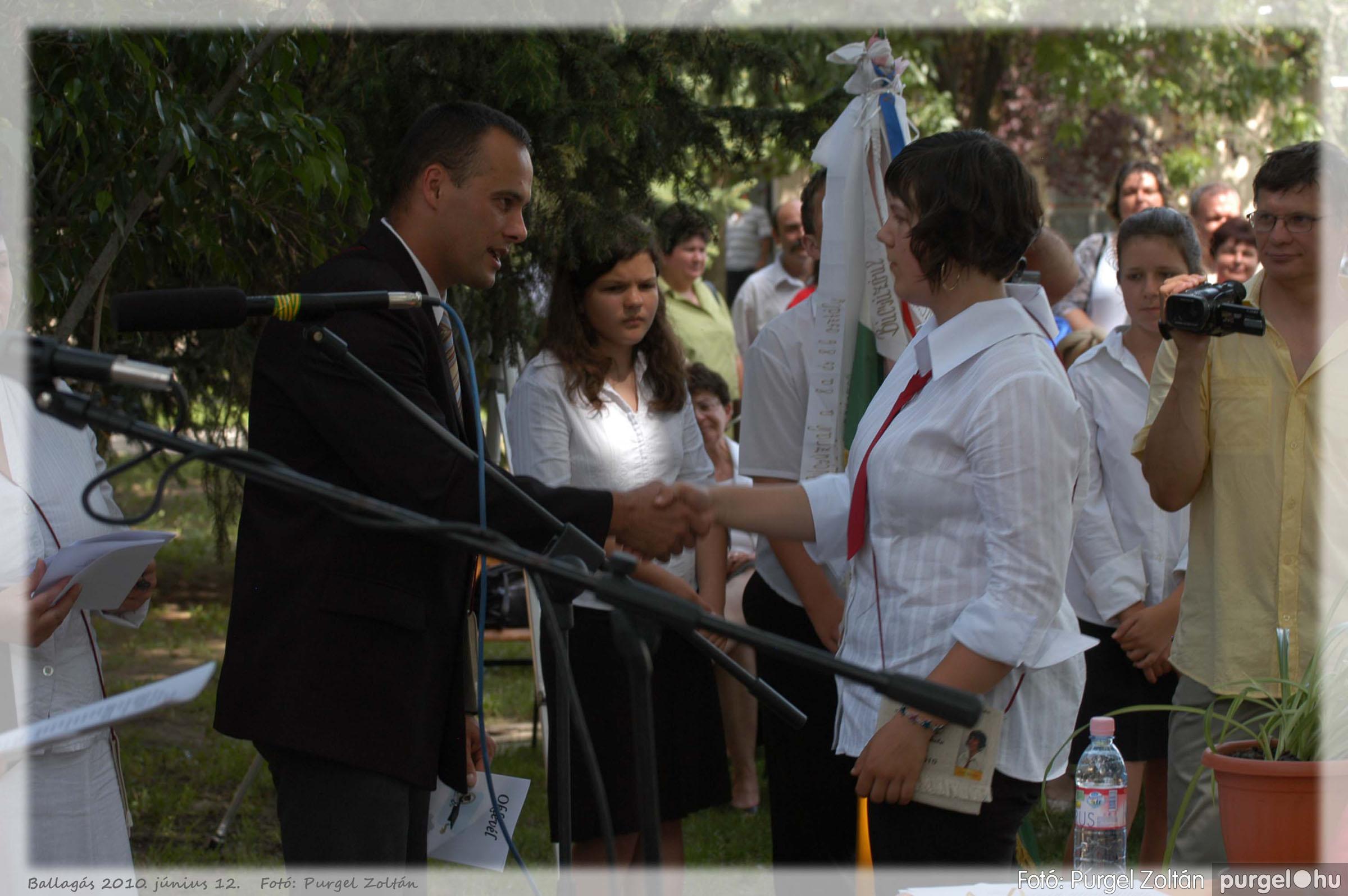 2010.06.12. 370 Forray Máté Általános Iskola ballagás 2010. - Fotó:PURGEL ZOLTÁN© 370.jpg