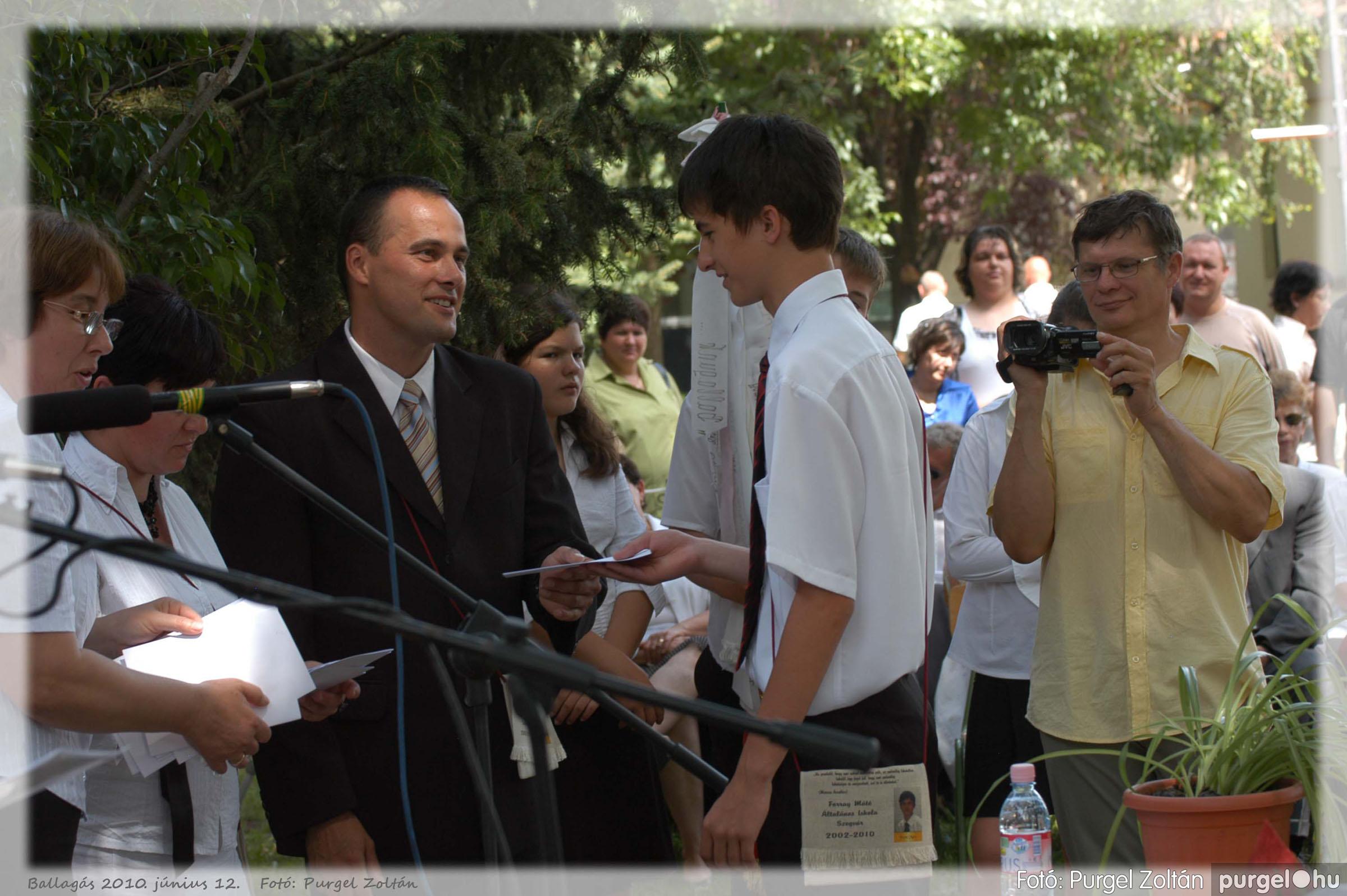 2010.06.12. 355 Forray Máté Általános Iskola ballagás 2010. - Fotó:PURGEL ZOLTÁN© 355.jpg