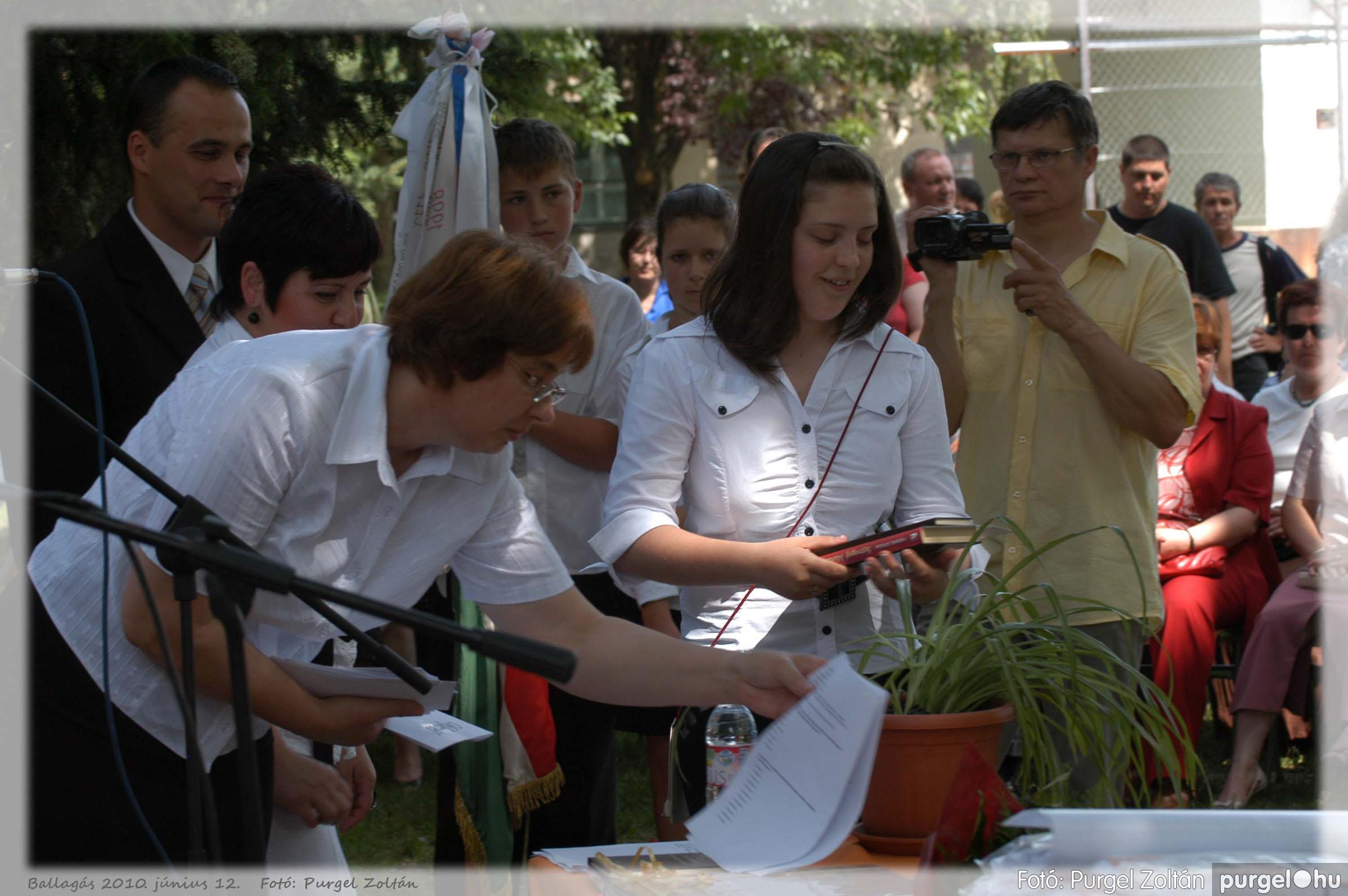 2010.06.12. 344 Forray Máté Általános Iskola ballagás 2010. - Fotó:PURGEL ZOLTÁN© 344.jpg