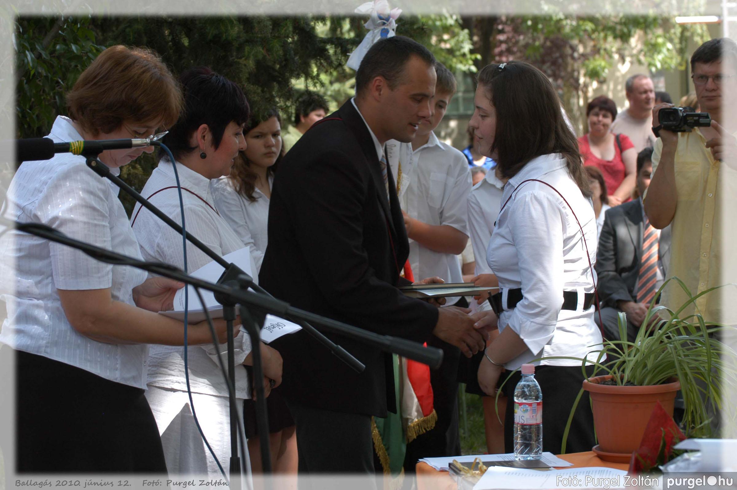 2010.06.12. 342 Forray Máté Általános Iskola ballagás 2010. - Fotó:PURGEL ZOLTÁN© 342.jpg