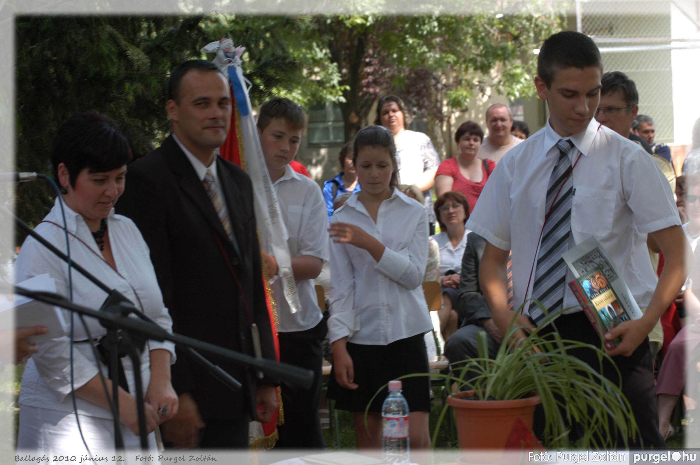2010.06.12. 340 Forray Máté Általános Iskola ballagás 2010. - Fotó:PURGEL ZOLTÁN© 340.jpg