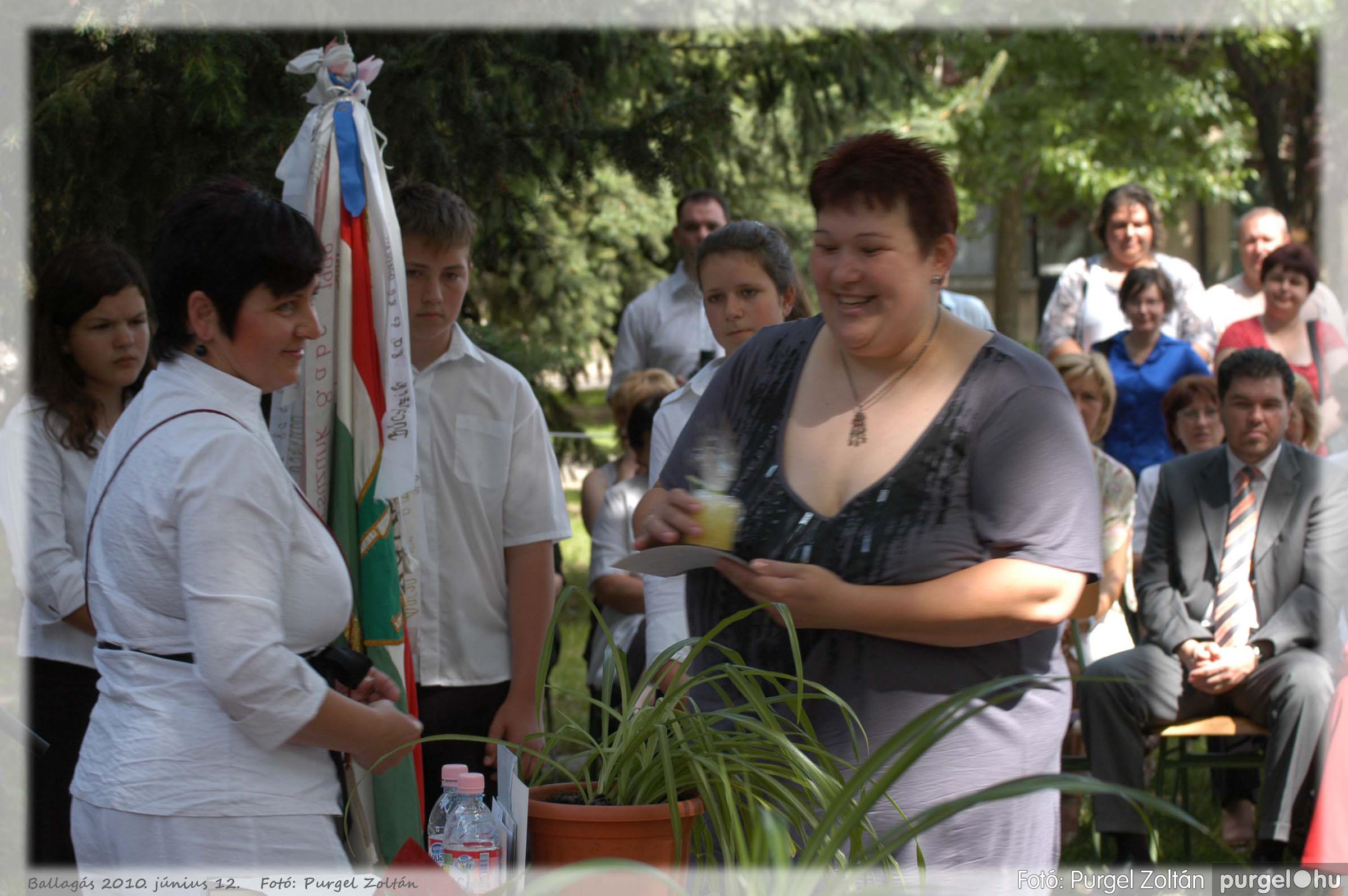2010.06.12. 287 Forray Máté Általános Iskola ballagás 2010. - Fotó:PURGEL ZOLTÁN© 287.jpg