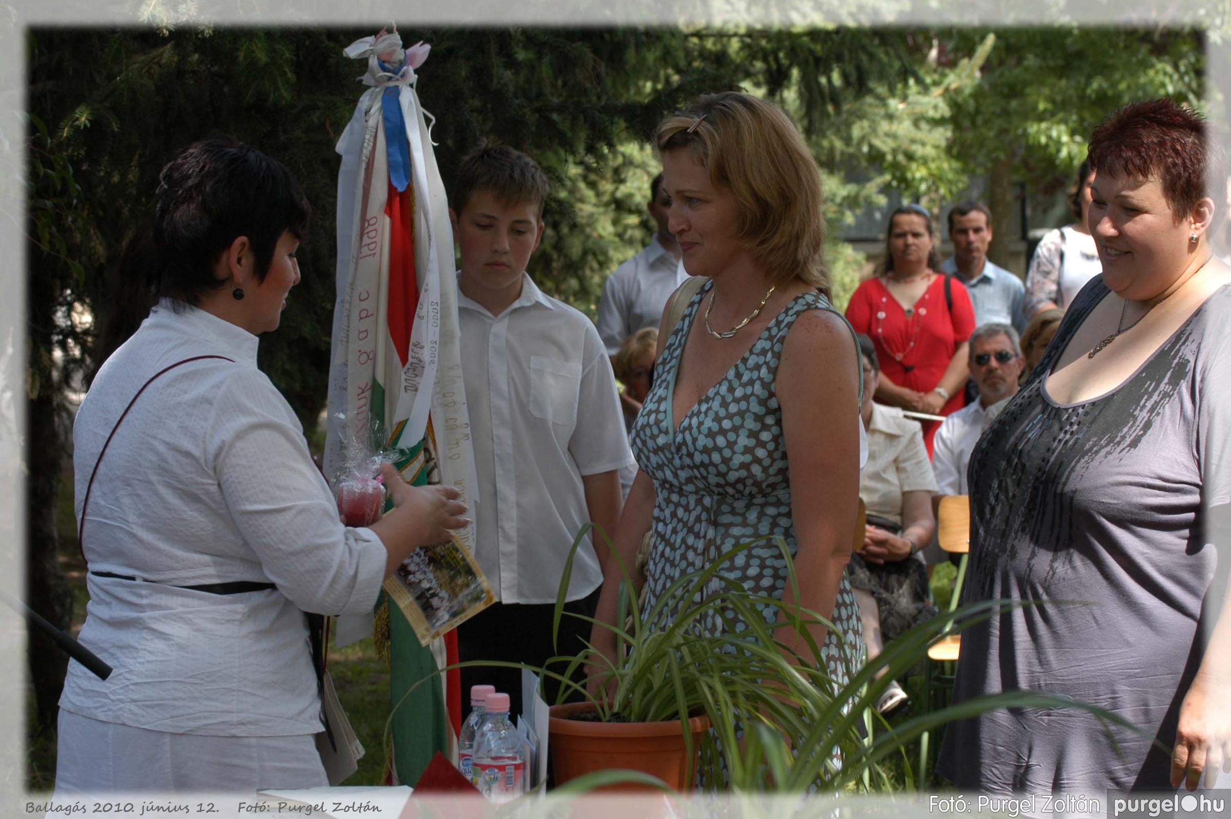 2010.06.12. 283 Forray Máté Általános Iskola ballagás 2010. - Fotó:PURGEL ZOLTÁN© 283.jpg