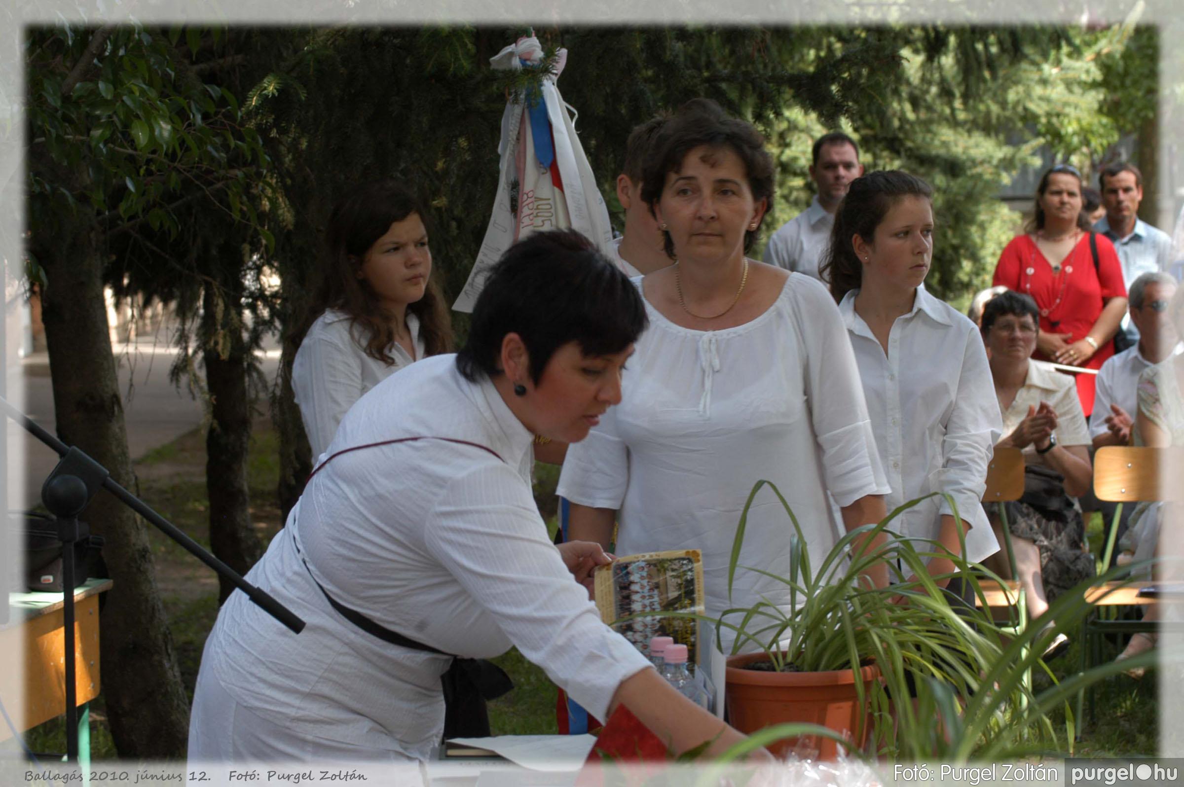 2010.06.12. 272 Forray Máté Általános Iskola ballagás 2010. - Fotó:PURGEL ZOLTÁN© 272.jpg