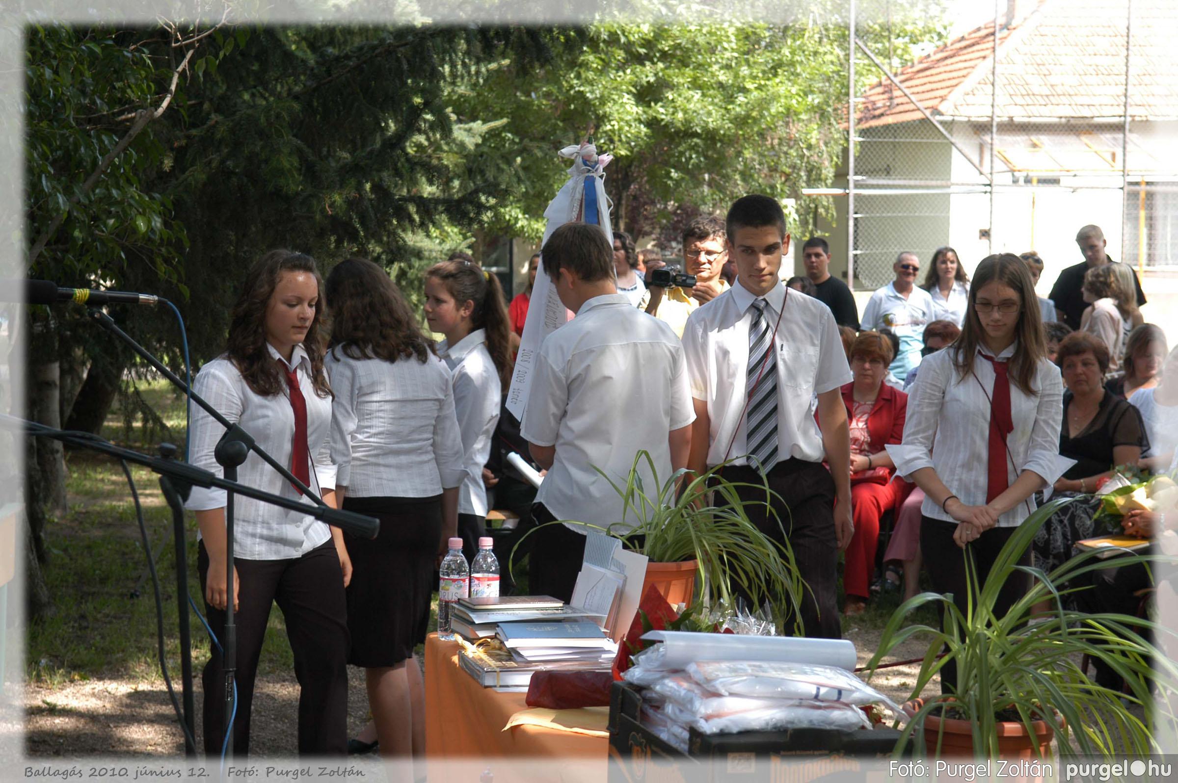 2010.06.12. 083 Forray Máté Általános Iskola ballagás 2010. - Fotó:PURGEL ZOLTÁN© 083.jpg