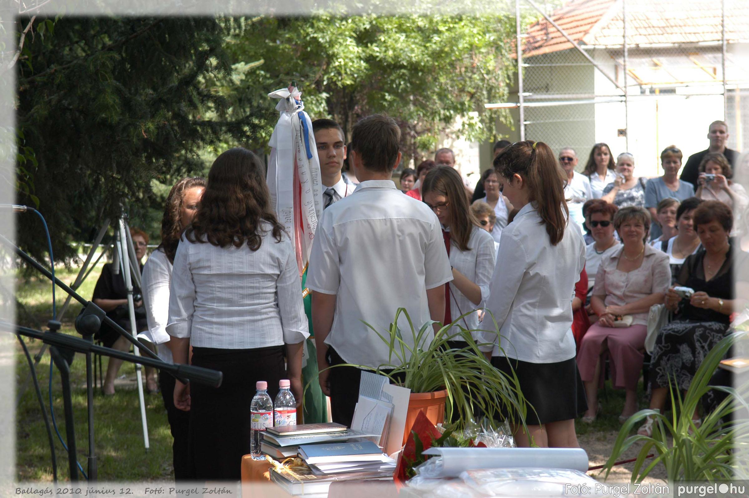 2010.06.12. 079 Forray Máté Általános Iskola ballagás 2010. - Fotó:PURGEL ZOLTÁN© 079.jpg