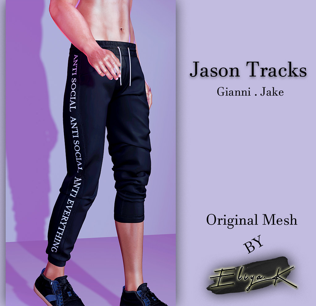 Jason Tracks – Men Only Monthly