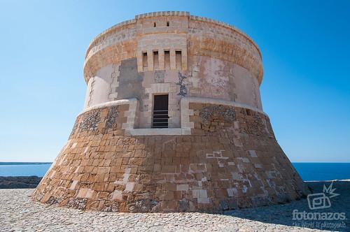 La Torre de Fornells en Menorca