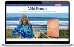 Author Miki Bennett