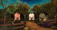 Little Tiny Village
