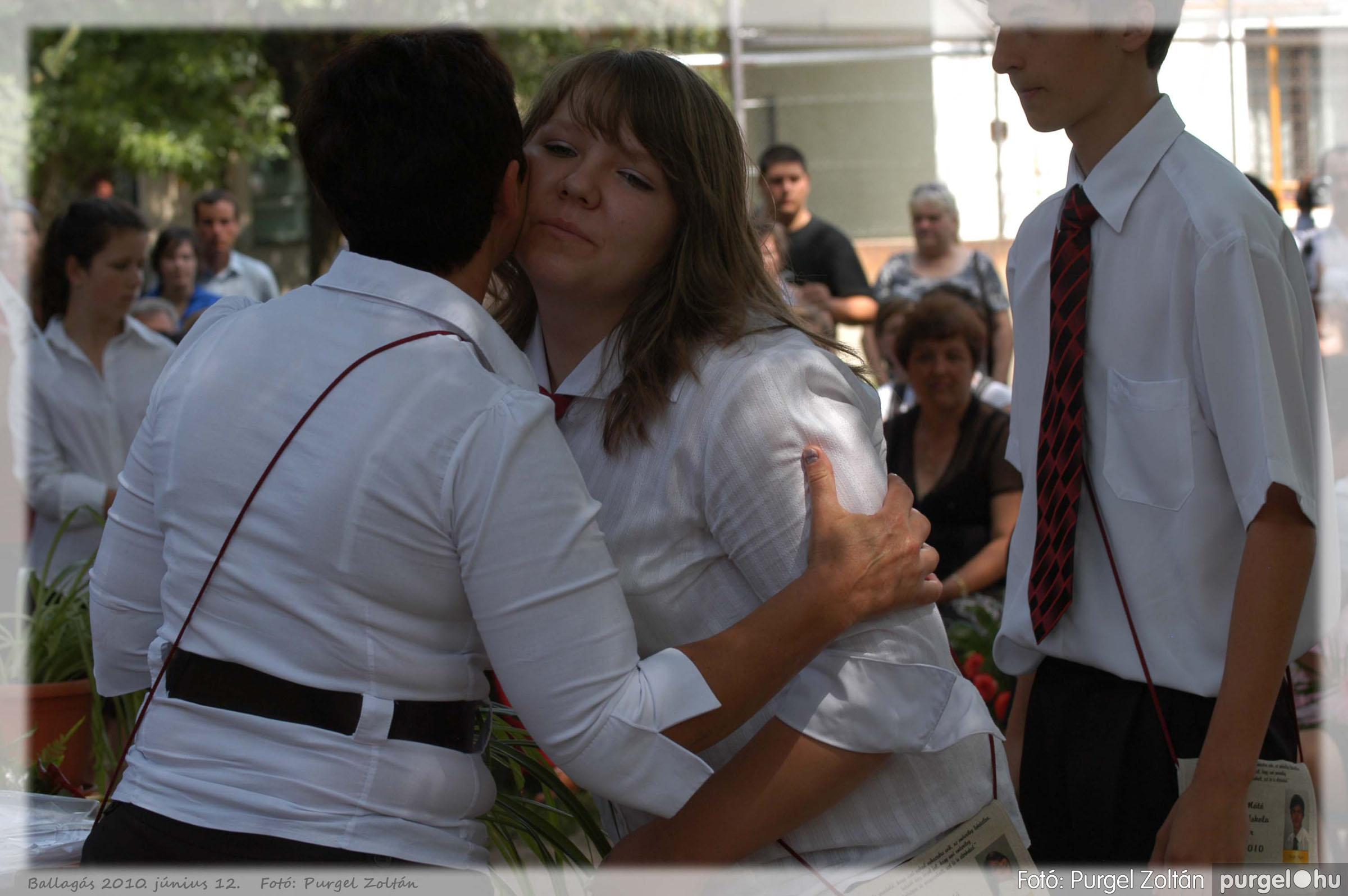 2010.06.12. 397 Forray Máté Általános Iskola ballagás 2010. - Fotó:PURGEL ZOLTÁN© 397.jpg