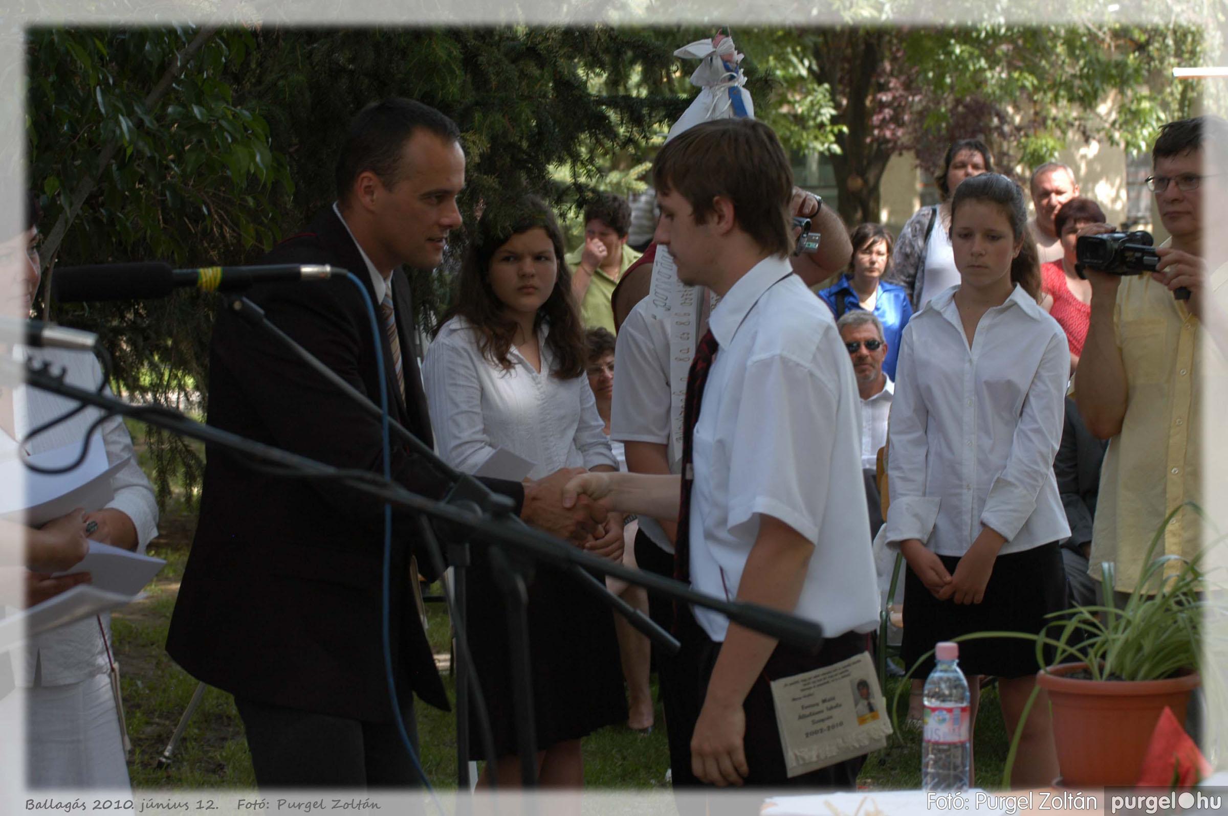2010.06.12. 365 Forray Máté Általános Iskola ballagás 2010. - Fotó:PURGEL ZOLTÁN© 365.jpg
