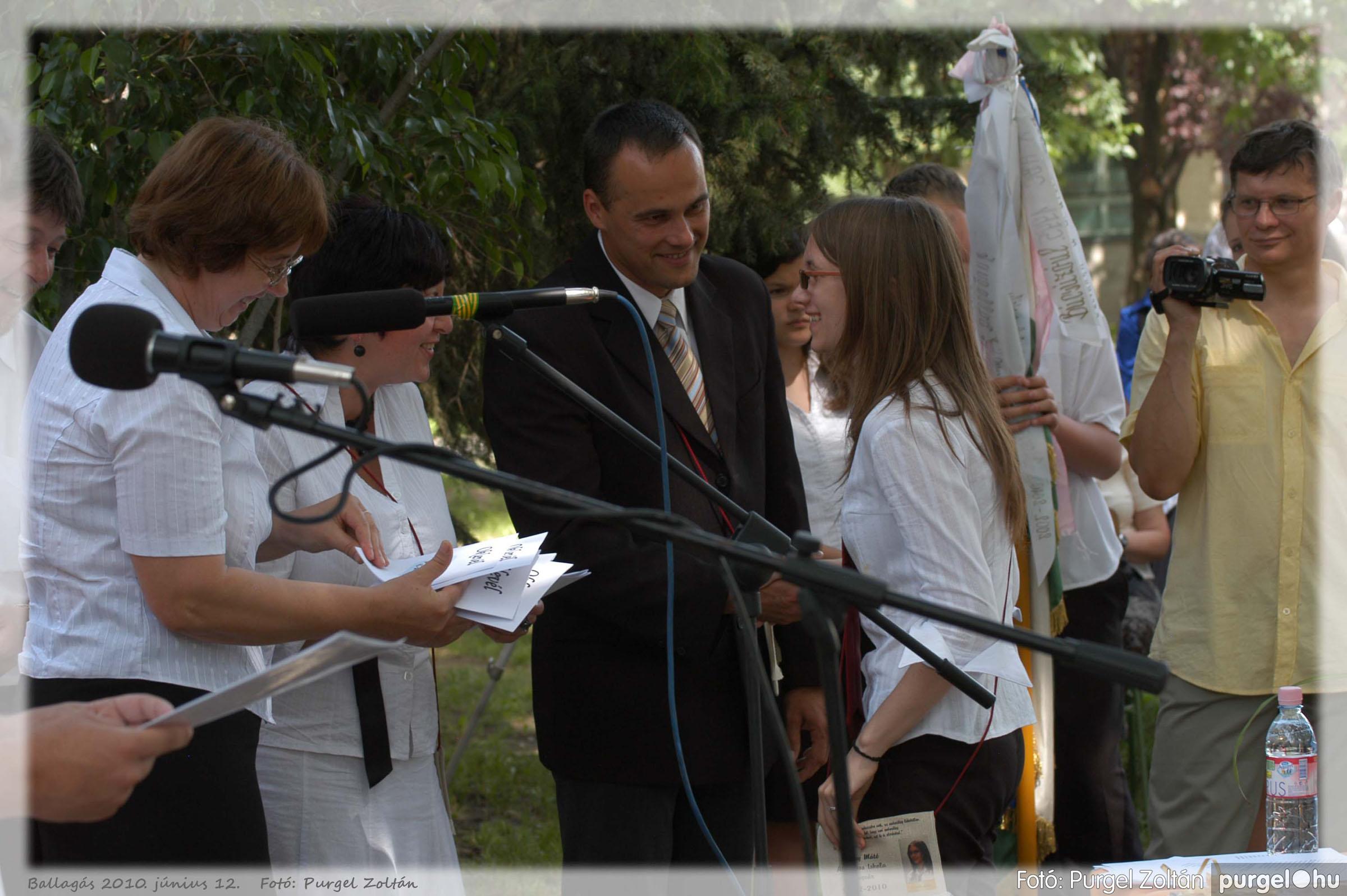 2010.06.12. 357 Forray Máté Általános Iskola ballagás 2010. - Fotó:PURGEL ZOLTÁN© 357.jpg