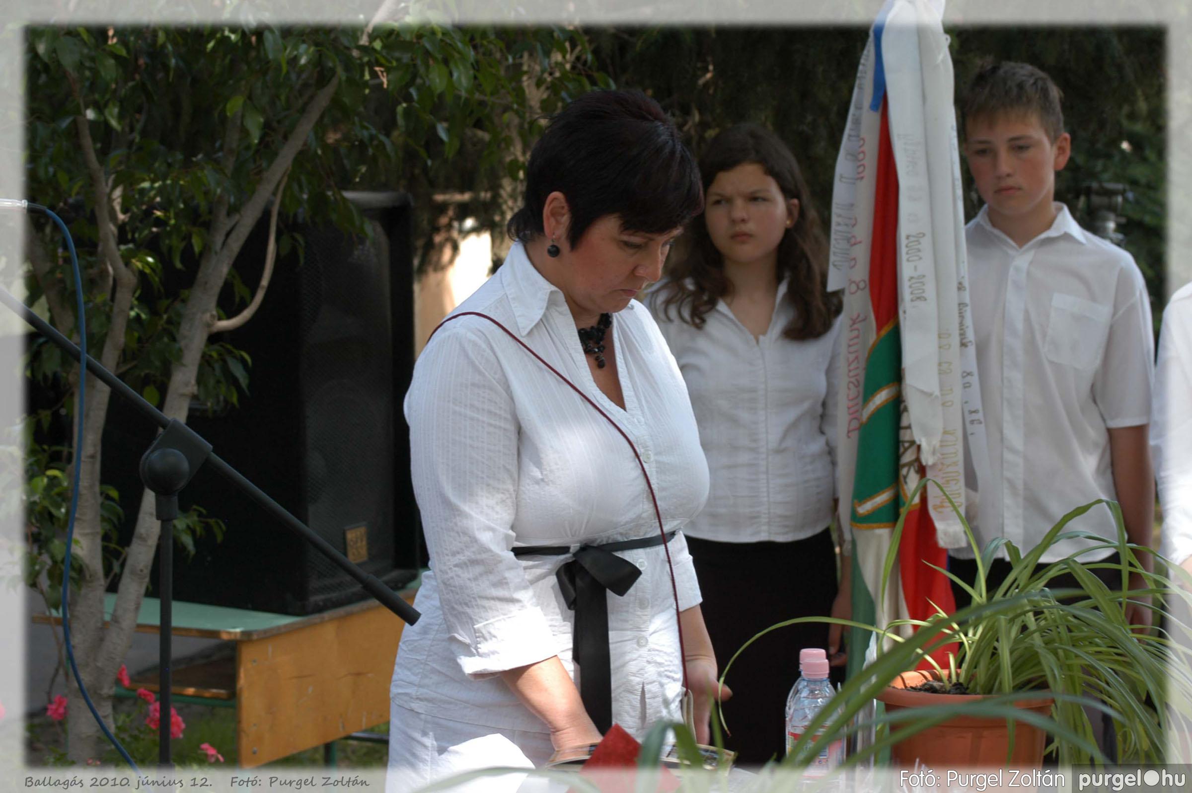 2010.06.12. 192 Forray Máté Általános Iskola ballagás 2010. - Fotó:PURGEL ZOLTÁN© 192.jpg