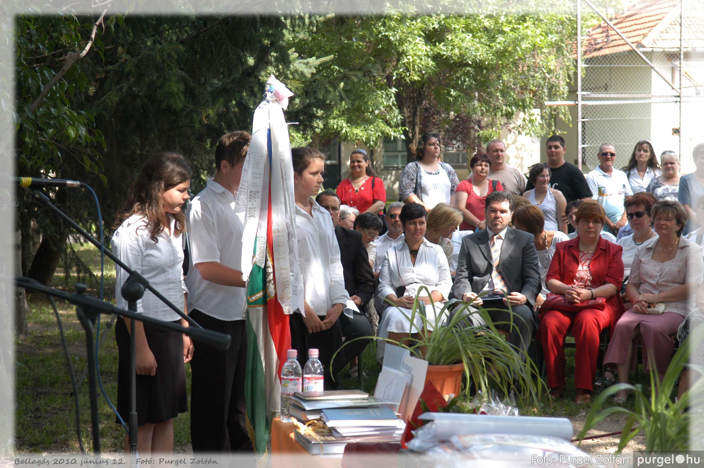 2010.06.12. 085 Forray Máté Általános Iskola ballagás 2010. - Fotó:PURGEL ZOLTÁN© 085.jpg