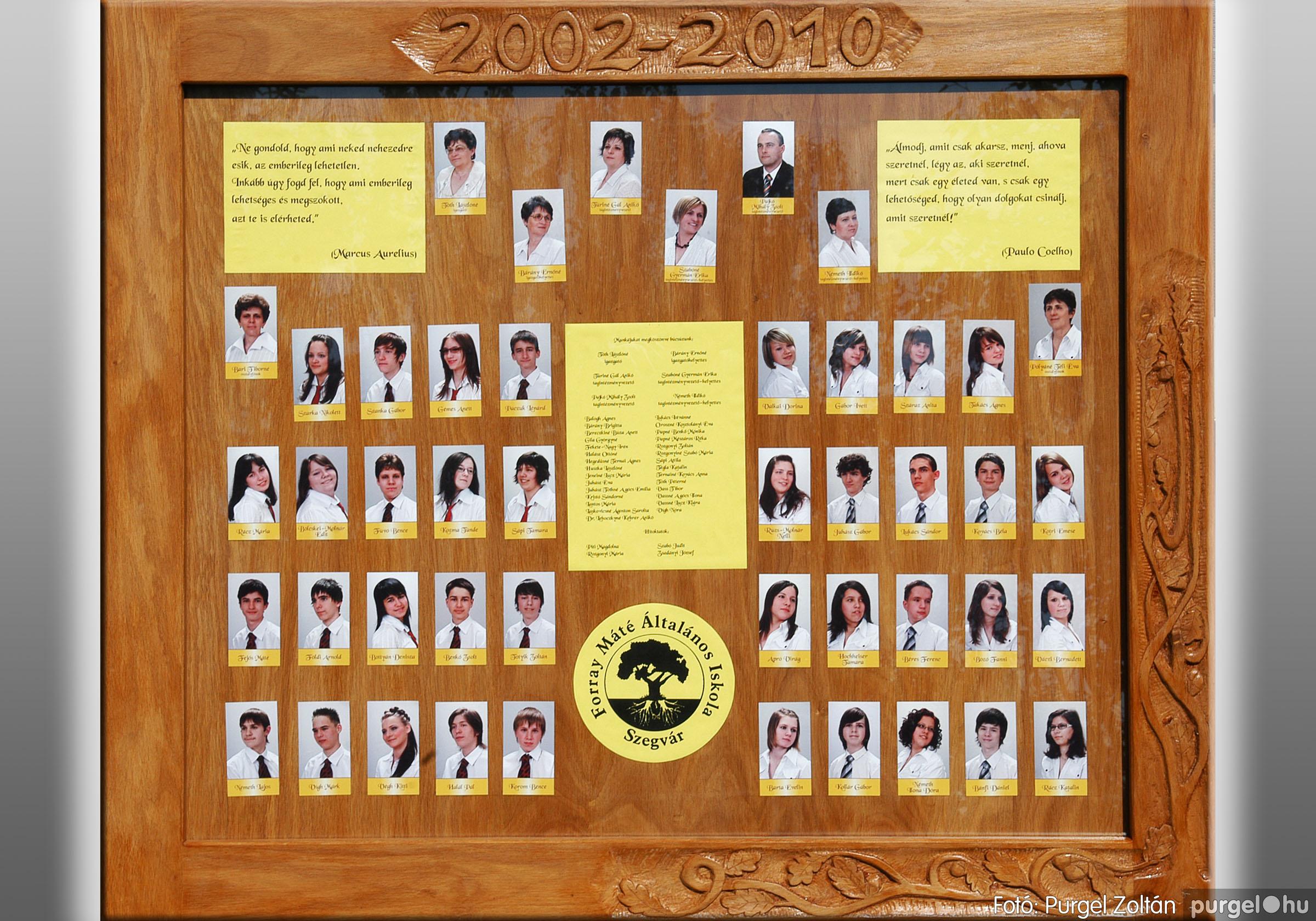 2010.06.08. 000 Forray Máté Általános Iskola tabló 2010. - Fotó:PURGEL ZOLTÁN©.jpg