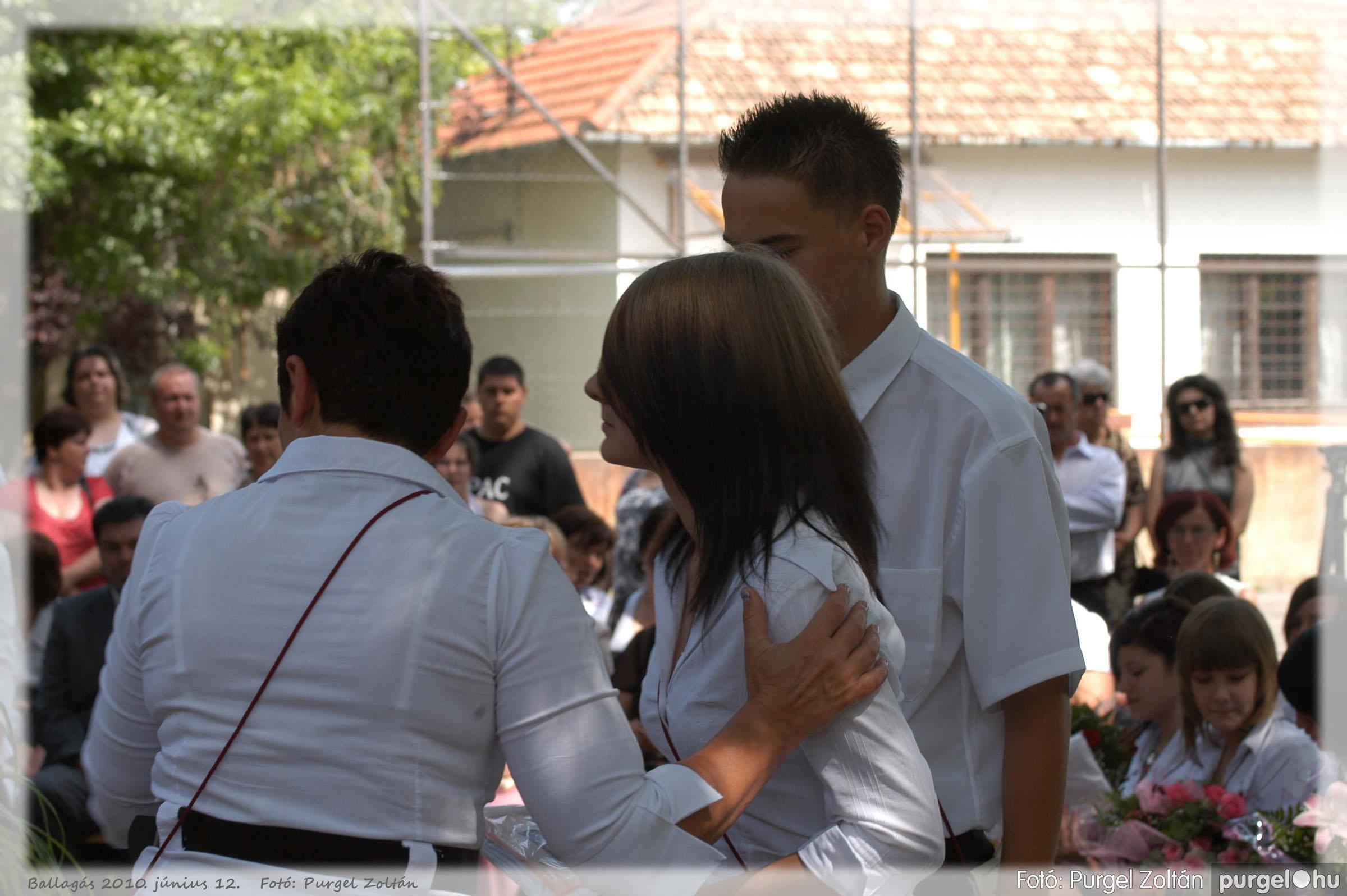 2010.06.12. 438 Forray Máté Általános Iskola ballagás 2010. - Fotó:PURGEL ZOLTÁN© 438.jpg