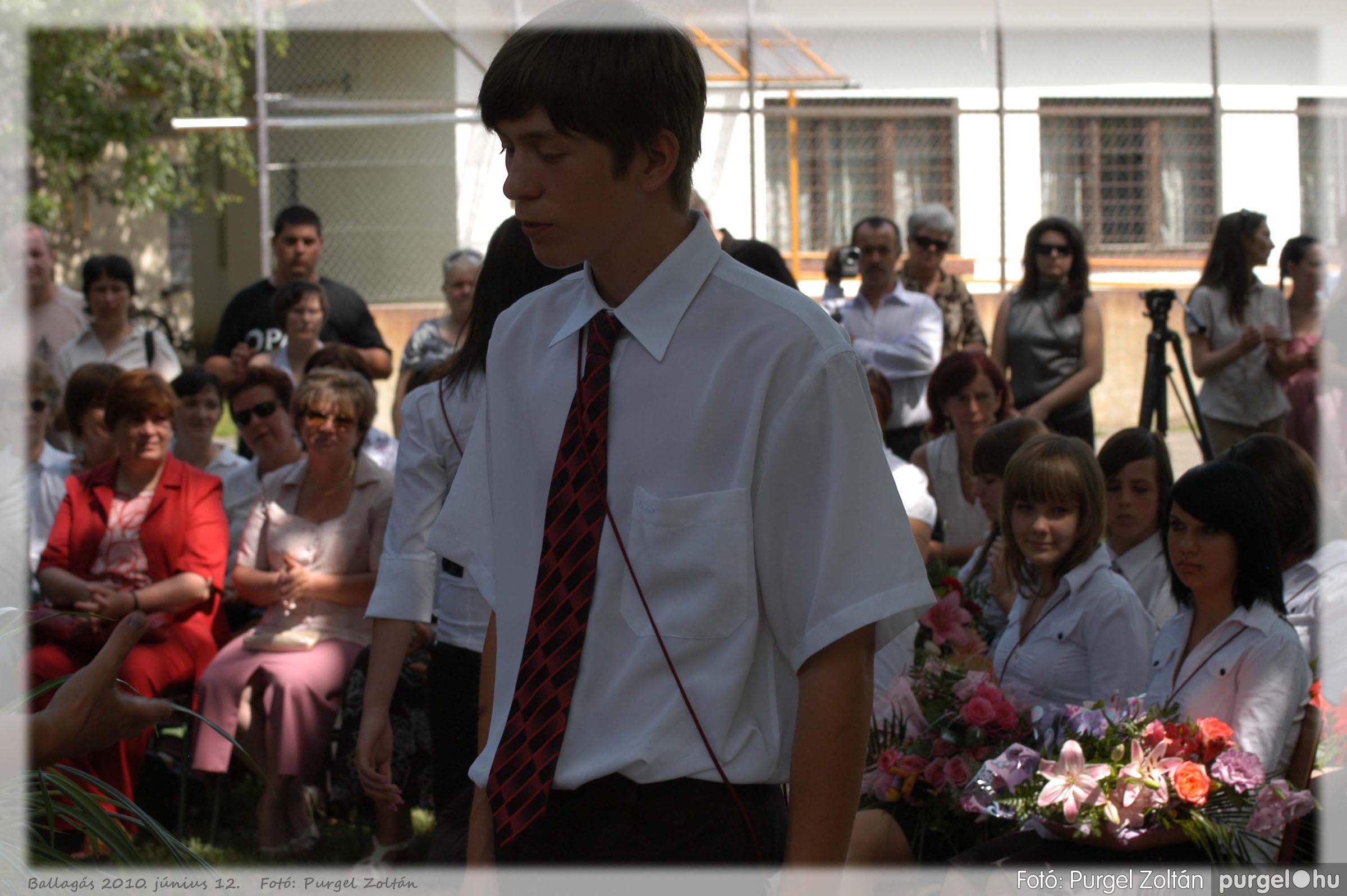 2010.06.12. 403 Forray Máté Általános Iskola ballagás 2010. - Fotó:PURGEL ZOLTÁN© 403.jpg