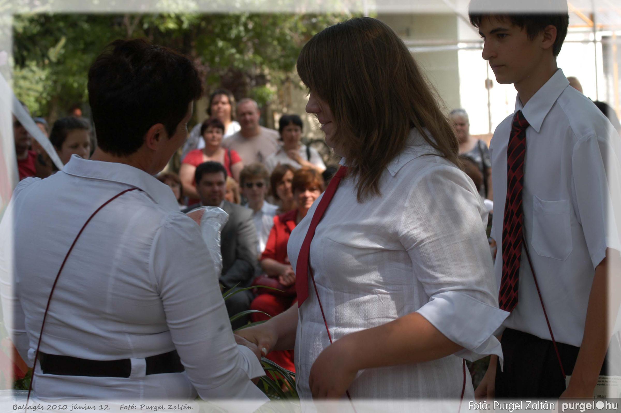 2010.06.12. 396 Forray Máté Általános Iskola ballagás 2010. - Fotó:PURGEL ZOLTÁN© 396.jpg