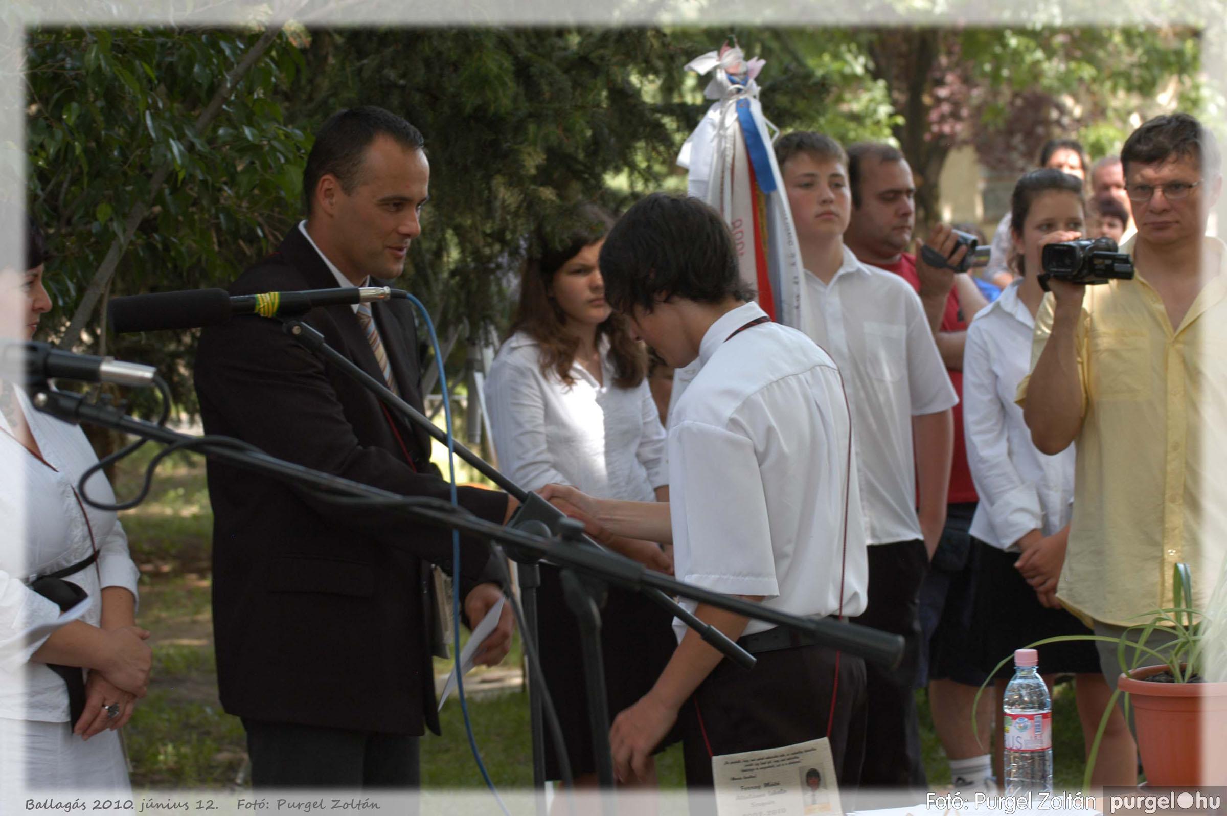 2010.06.12. 374 Forray Máté Általános Iskola ballagás 2010. - Fotó:PURGEL ZOLTÁN© 374.jpg