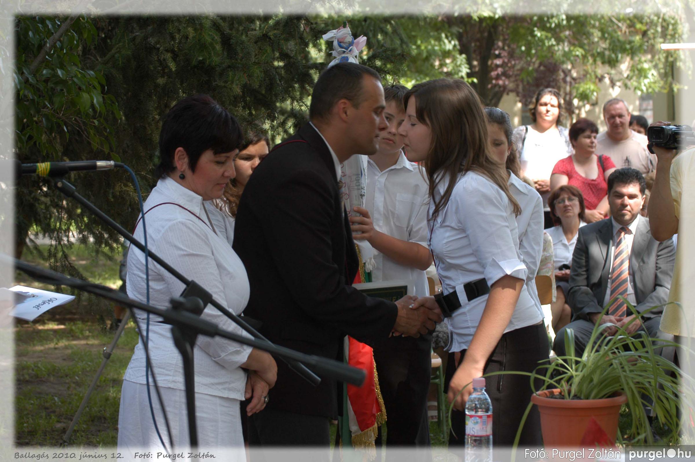 2010.06.12. 346 Forray Máté Általános Iskola ballagás 2010. - Fotó:PURGEL ZOLTÁN© 346.jpg
