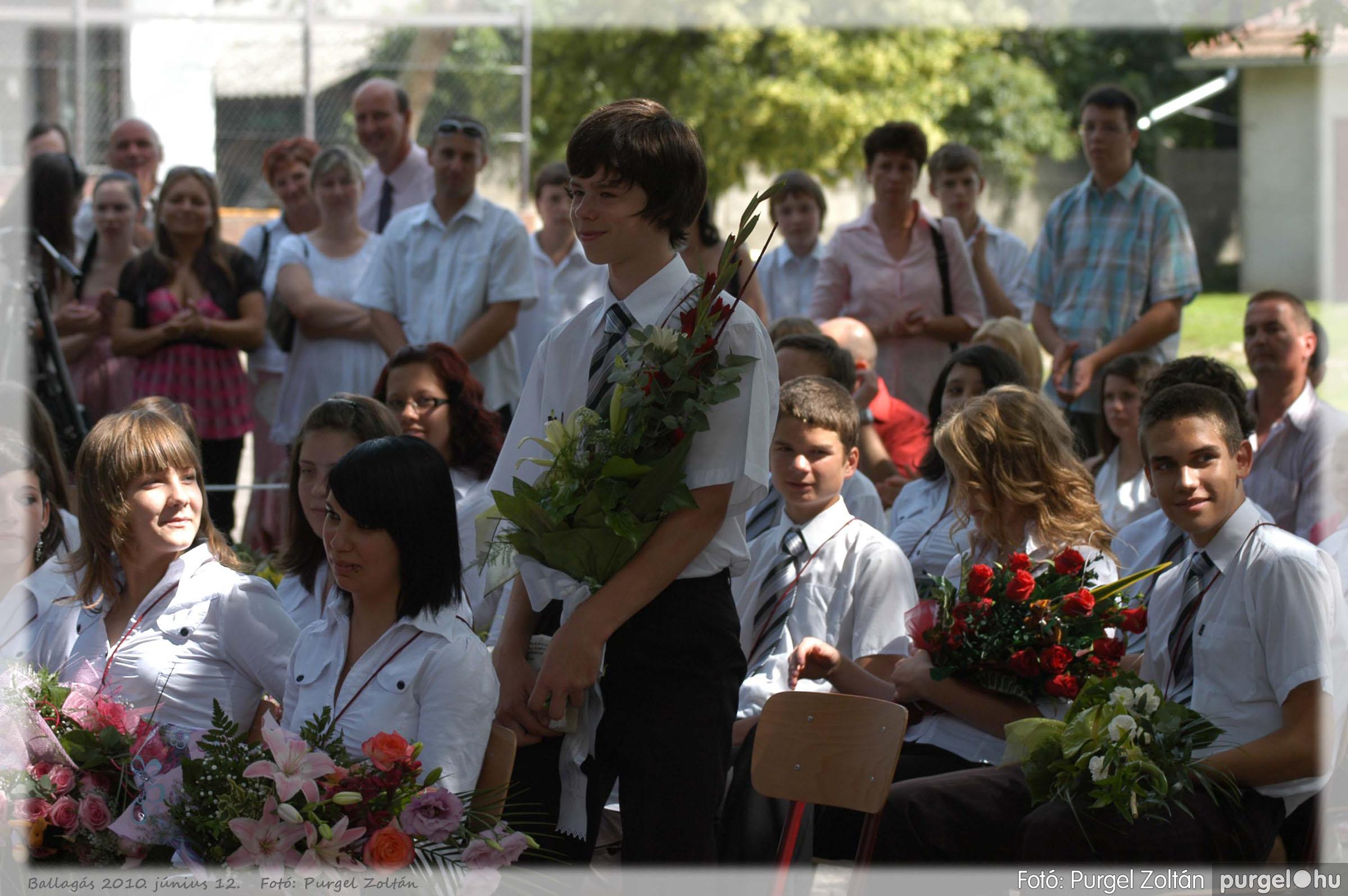 2010.06.12. 232 Forray Máté Általános Iskola ballagás 2010. - Fotó:PURGEL ZOLTÁN© 232.jpg