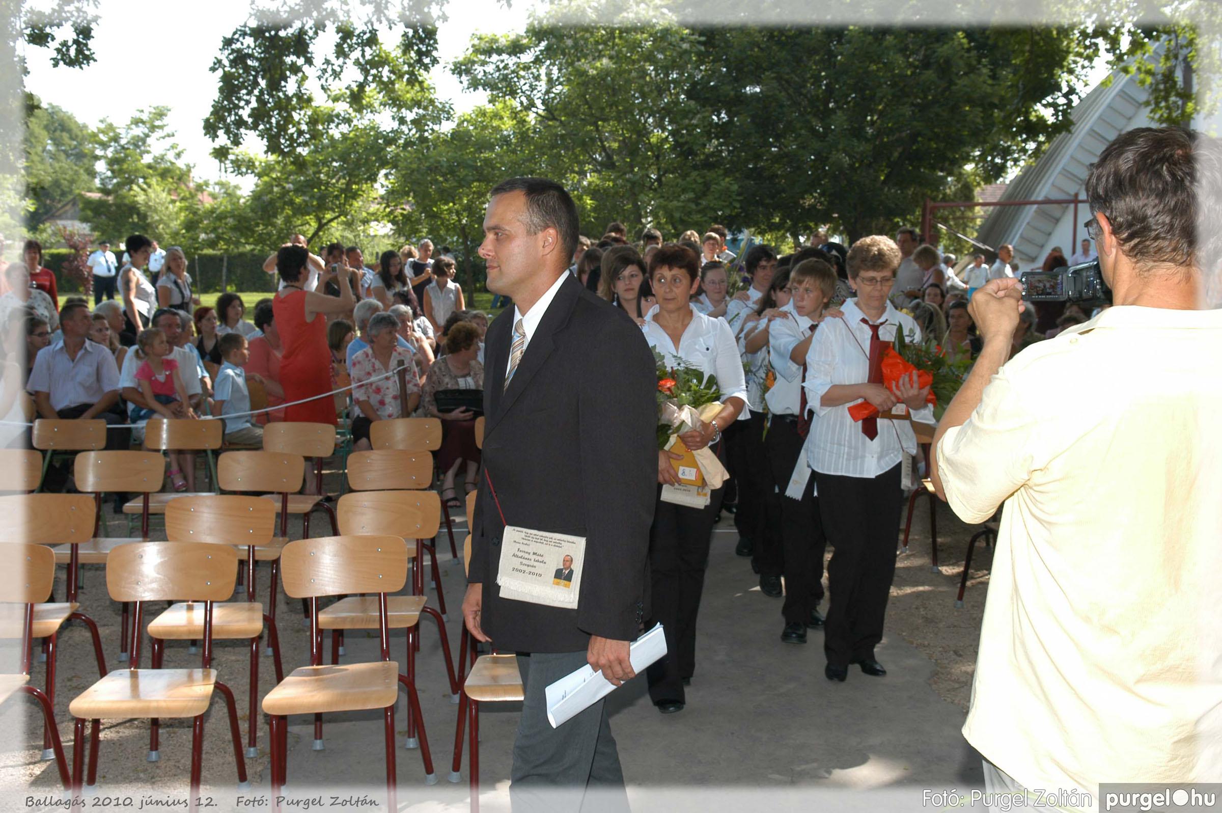 2010.06.12. 063 Forray Máté Általános Iskola ballagás 2010. - Fotó:PURGEL ZOLTÁN© 063.jpg