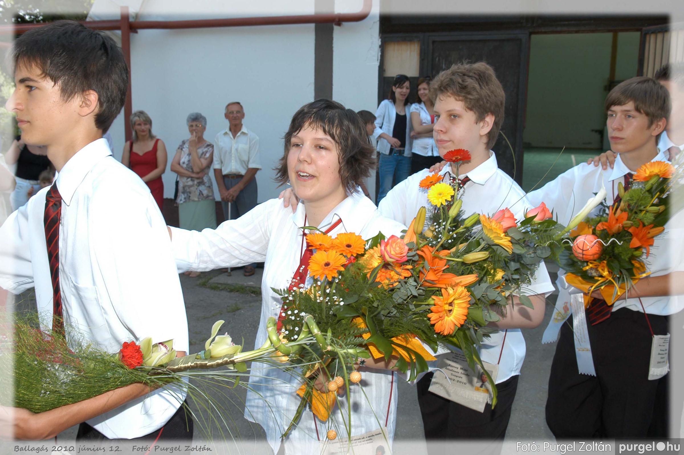 2010.06.12. 045 Forray Máté Általános Iskola ballagás 2010. - Fotó:PURGEL ZOLTÁN© 045.jpg