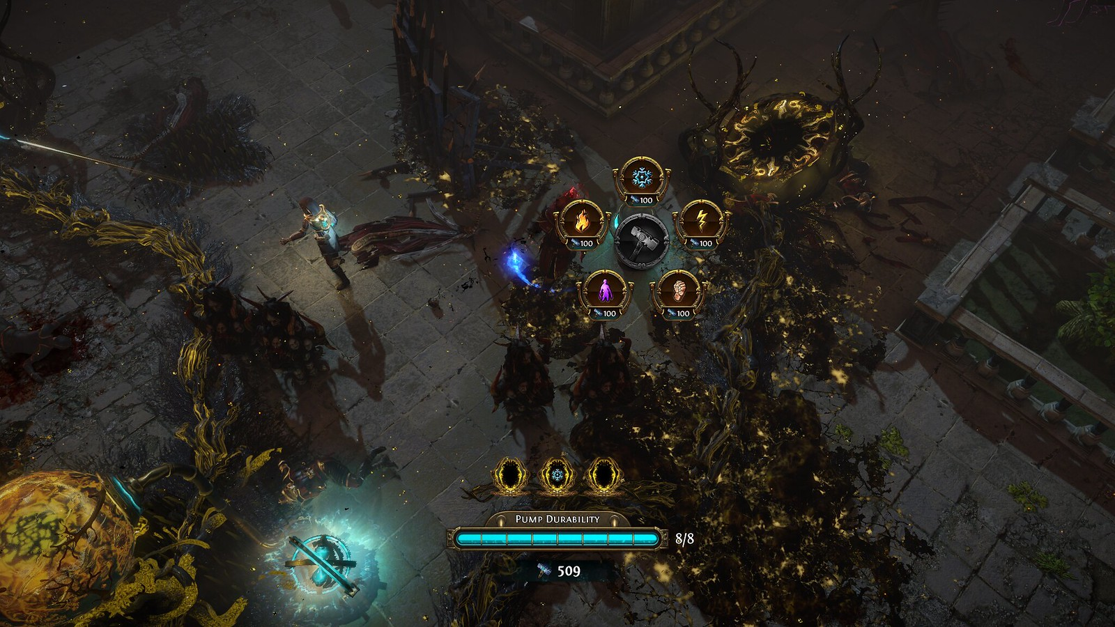 Path of Exile: Blight on PS4