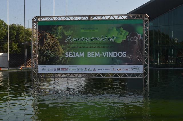20 a 22-08-2019 - II Congresso dos Médicos-Veterinários da Amazônia Legal (Amazonvet)